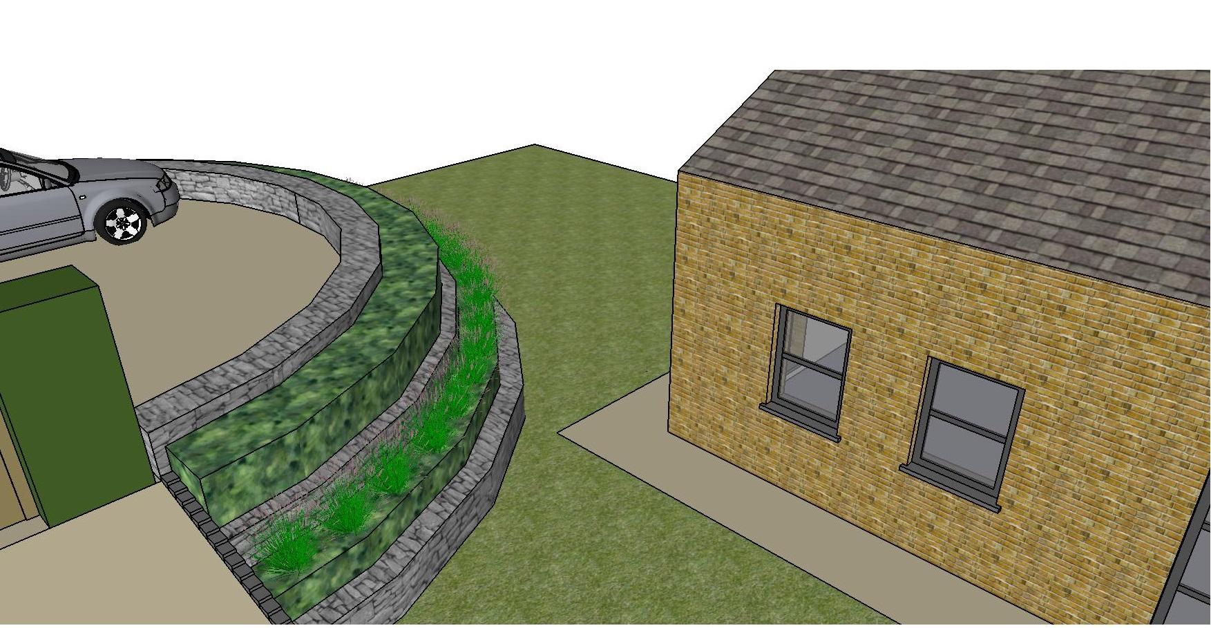 plan google sketchup parcs et jardins jean marc thonard. Black Bedroom Furniture Sets. Home Design Ideas