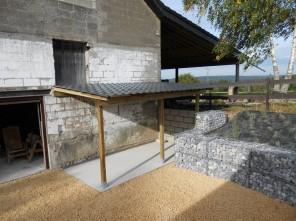 Murs en gabion - Jean-Marc Thonard